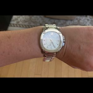 Burberry Accessories - Burberry: The Britain Diamond (1/10 ct) 38mm Watch